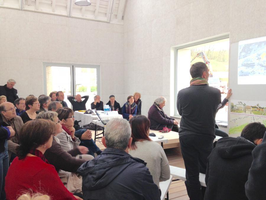 Le Parc Naturel Régional des Ballons des Vosges intervient lors du colloque international à Ronchamp, dans les studios de la Filature